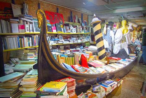 خاص ترین کتاب فروشی های جهان +عکس