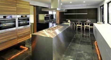 نمونه هایی از دکوراسیون آشپزخانه ستاره ها