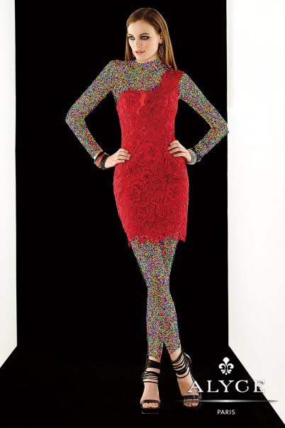 مدلهای زیبای لباس نامزدی کوتاه-سری 3