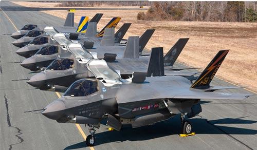 دانستنی های f-35 گران ترین و مدرن ترین جت جنگنده جهان + عکس