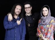 حضور میترا حجار بازیگر ممنوع التصویر در یک کنسرت + عکس