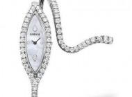 شیک و گرانقیمت ترین مدل ساعت الماس و طلا