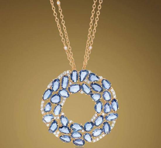 مدل جواهرات و زیورآلات 2014