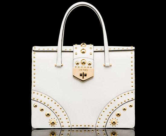 مدل های کیف مجلسی و اسپرت زنانه برند Prada