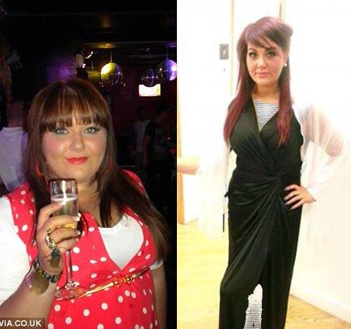 کاهش وزن دختر 133 کیلویی به خاطر شباهت با خواهرانش + عکس
