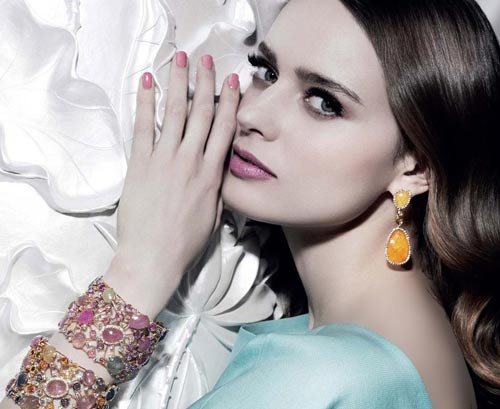 مدل های جذاب و مختلف جواهرات زیبا + عکس