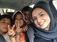 تصاویر جالب از گلاره عباسی بازیگر مدینه