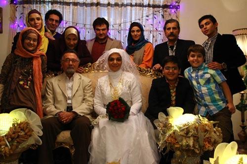 رد پای فارسی وان در سریال ماه مبارک رمضان 93 + عکس