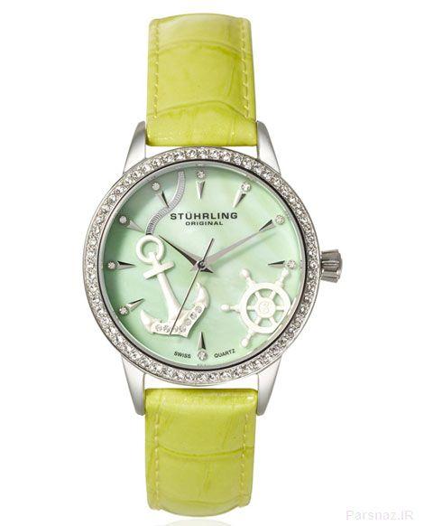 مدل ساعت اسپرت زنانه در رنگ های متنوع