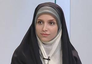 خانم مجری مژده لواسانی با مصاحبه اش جنجال به پا کرد