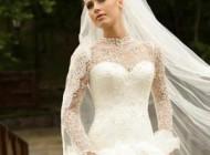 پوشیده ترین مدل لباس عروس عربی و ایتالیایی