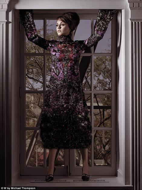 میلا کونیس جذابترین بازیگر زن دنیا شغلش را رها می کند