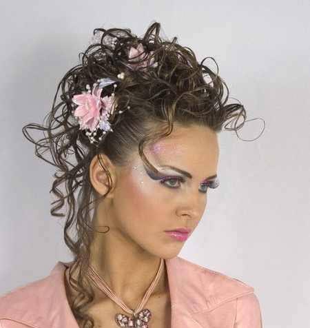 مدل های مجلسی آرایش موی زنانه