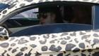 ماشین ائودی جاستین بیبر با طرح یوز پلنگ +(عکس)