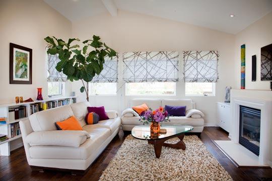 مدل های متنوع دکوراسیون داخلی مدرن منزل