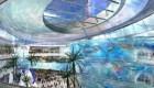 بزرگترین مرکز خرید و تفریحی در دنیا (عکس)