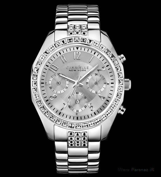 مدل های ساعت مچی زنانه Caravelleny