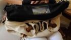 قلب این خانم 30 ساله در کیف دستی اش می تپد (عکس)
