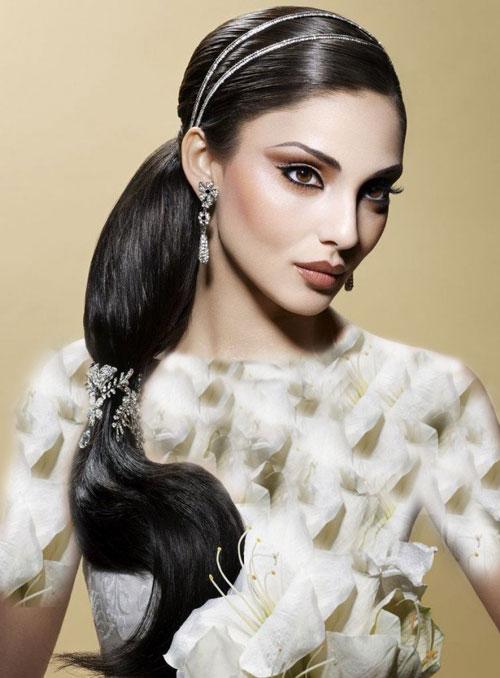برترین آرایش های عروس برای پوست های سبزه