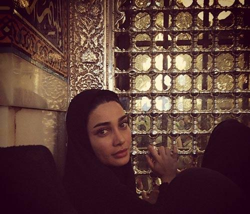 جدیدترین عکس های تینا آخوندتبار بازیگر ایرانی