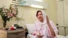 فاطمه بزرگمهری بازیگر زن سینما در بیمارستان بستری شد + عکس
