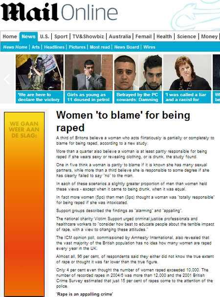 رابطه پوشش و رفتار زنان در تعرض و تحریک مردان + عکس