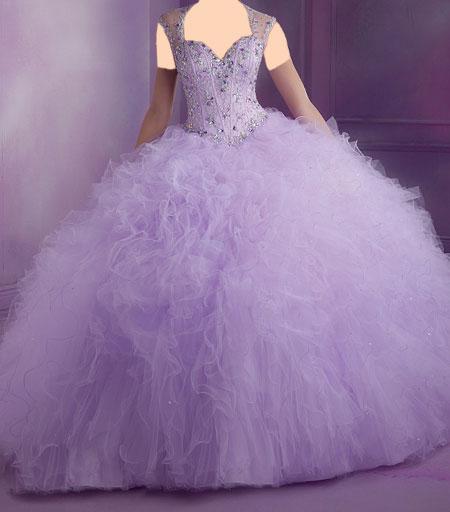 جدیدترین مدل لباس نامزدی پف دار
