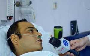 بستری شدن مجدد رضا داودنژاد در بیمارستان