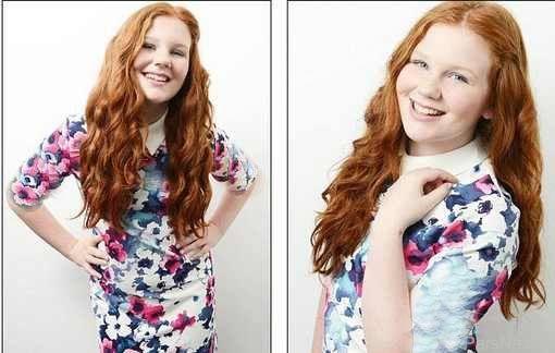 مشقت های دختر مو قرمز زیبا او را به ملکه زیبایی تبدیل کرد + عکس