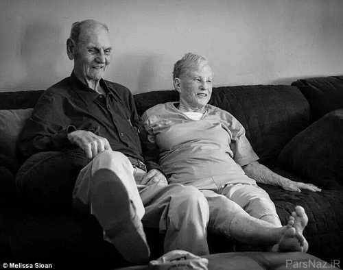 عاشقانه ترین مرگ در دنیا + عکس