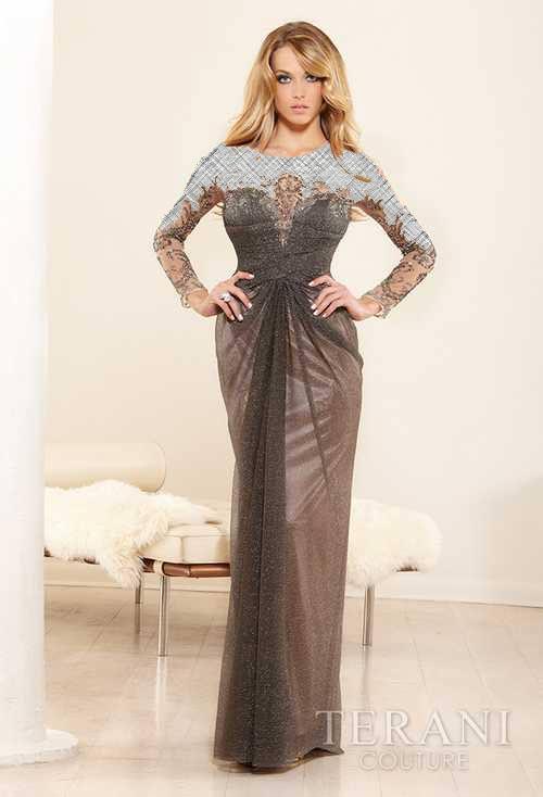 مدل های جدید و شیک لباس مجلسی زنانه