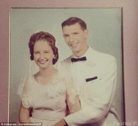 مادربزرگی که فعال ترین چهره های اینستاگرام شناخته شد + عکس