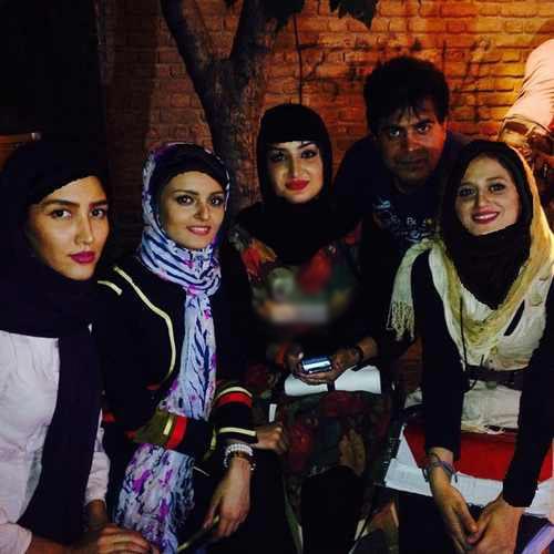 سری جدید عکس های زیبای بازیگران زن ایرانی سرشناس