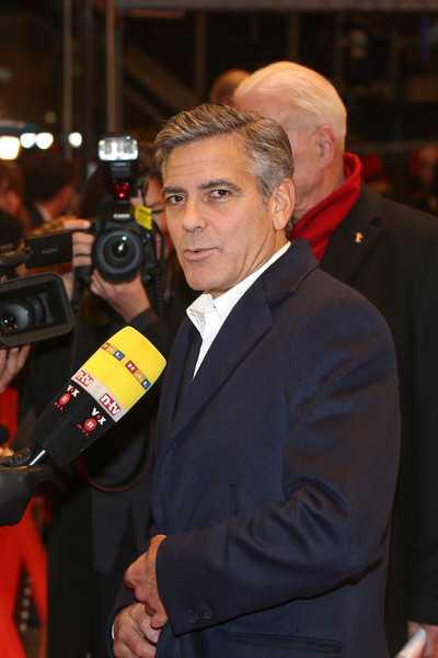 گلچینی از تصاویر جورج کلونی بازیگر مشهور هالیوودی