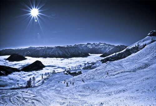عکس های دیدنی از طبیعت زیبا و بکر کشور اتریش