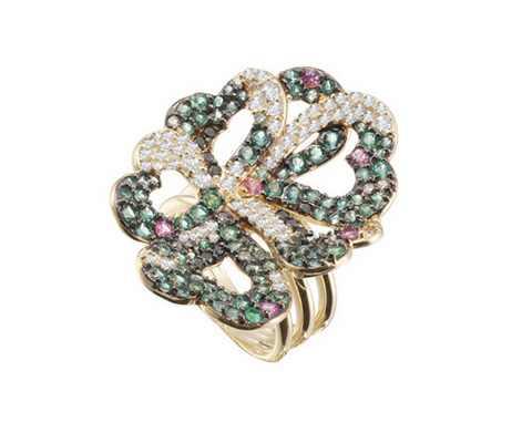مدل های زیبا از جواهرات و زیورآلات مجلسی