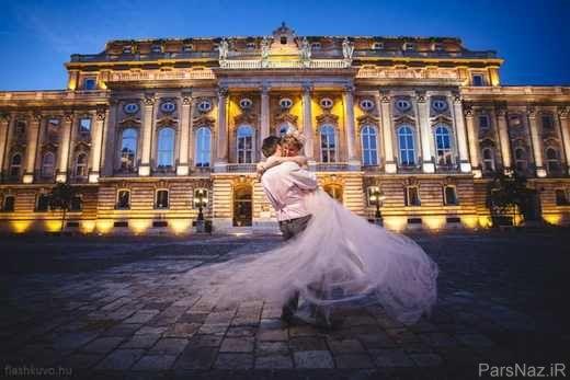 ایده فوق العاده عروس و داماد برای لوکیشن های جشن عروسی