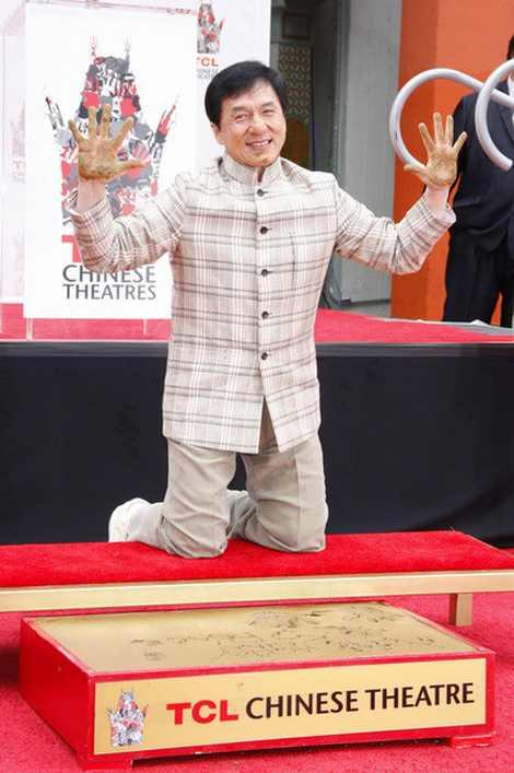 جدیدترین عکس های جکی چان بازیگر مشهور هنگ کنگی