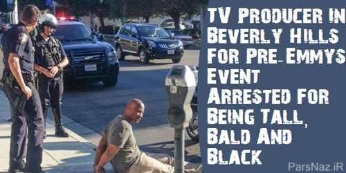 دستگیری چارلز بلک کارگردان سیاه پوست به جای سارق