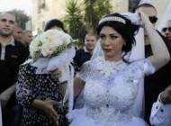 عکس های جنجالی ازدواج پسر مسلمان و دختر یهود