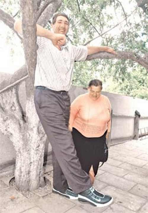 خبر درگذشت بلند قدترین مرد جهان + عکس