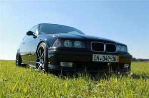 قیمت باورنکردنی بامو M3 مدل 1997  + عکس