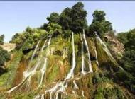 معرفی زیباترین آبشار متعلق به لرستان + عکس