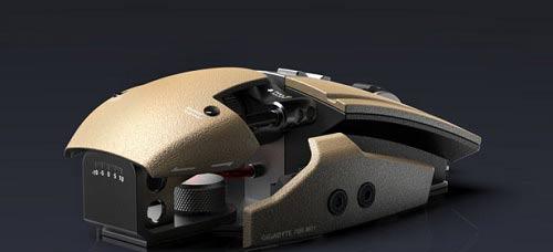 طراحی دیدنی یک ماوس فضایی مخصوص گیمرها + عکس