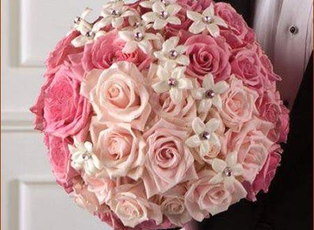 متنوع ترین مدل های دسته گل عروس