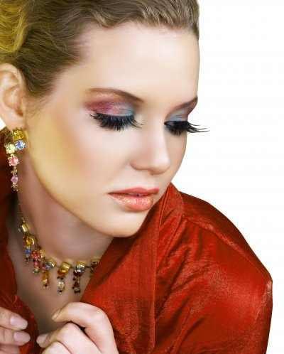 جدیدترین عکس های مدل آرایش صورت نامزدی