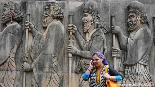 نیاکان پارسیان امروز هند وفادار به آئین نیاکان + عکس