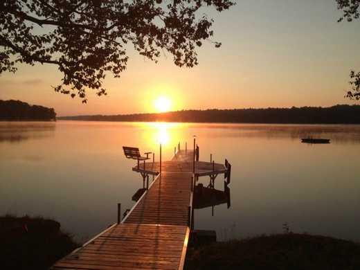 تصاویر آرامش بخش از طلوع زیبای خورشید