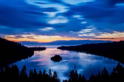 تصاویر منتخب و دیدنی طبیعت شگفت انگیز ایالت کالیفرنیای آمریکا