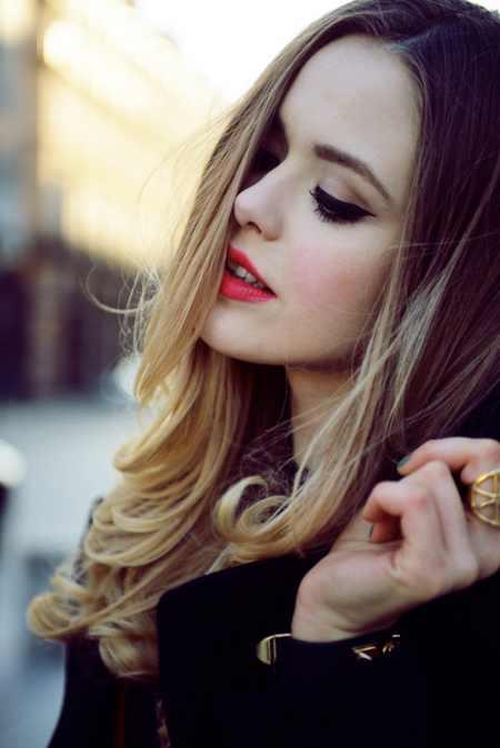 گلچین زیبا از مدل آرایش صورت زنانه و دخترانه شیک